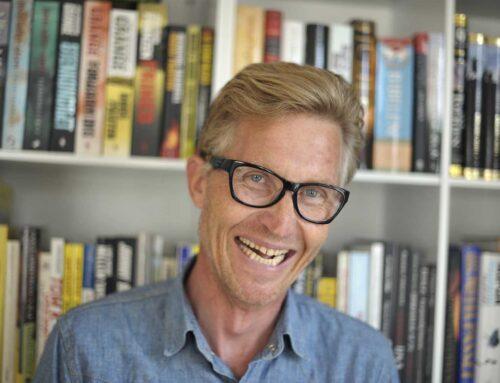 Brian Holm – Ny ambassadør hos Bike4Kids